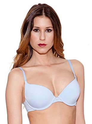 Wonderbra Sujetador Realce Up To (Azul)