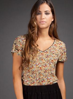 Ikks Camisa Bolsillos (Multicolor)