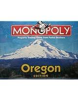 Monopoly Oregon Edition