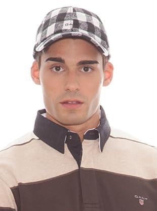 Gant Gorra Cuadros (crema)