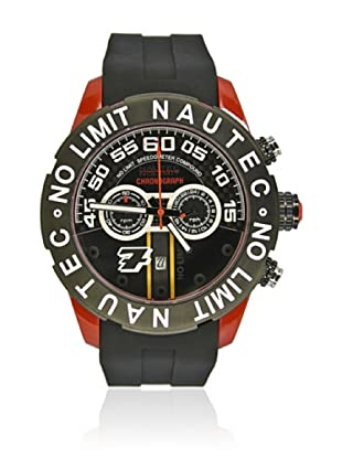 Nautec No Limit Reloj de cuarzo Man ZY2-7 QZ/RBPCBKBK-RD  48 mm