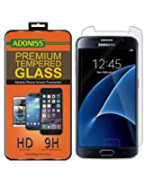 Adoniss Premium Tempered Glass Screen Protector For Samsung Galaxy S7
