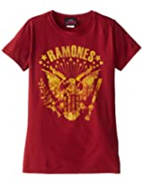 Bravado Junior Women's Ramones T-Shirt