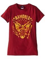 Bravado Junior Women's Ramones T-Shirt