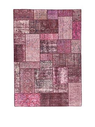 Eden Teppich Pacthwork mehrfarbig 169 x 246 cm