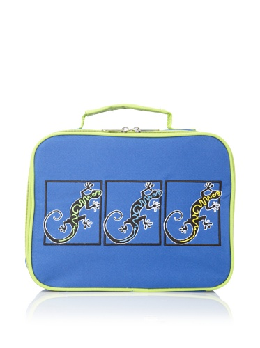 Cocolime Iggy Lunchbox, Blue