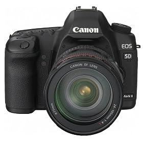 Canon キヤノン デジタル一眼レフカメラ EOS 5D MarkII EF24-105L IS U レンズキット