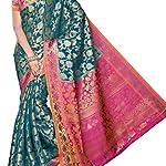 Multi Kanjivaram Saree With blouse piece