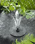 Sunjet 300 Solar Pump Water Fountain (With Light)