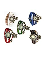 Combo of 5 Jack klein Vintage Watches For Girls
