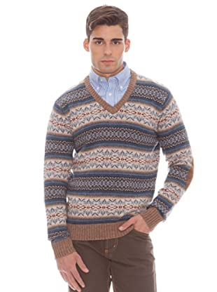 Gant Jersey Pico (marrón)