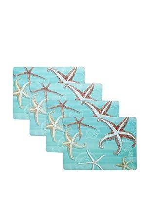 RockFlowerPaper Sea Star Placemat (Set of 4)