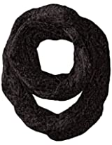 Coal Women's The Madison Open-Knit Eternity Scarf