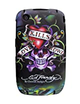 Ed Hardy Love Kills Slowly Black For Bb 8520-Eh2049 Cases And Pouches