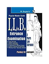 LL.B. Entrance Examination 3 Years Law Entrance Guide