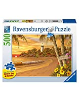 Ravensburger Tropical Love Large Format Puzzle (500-Piece)