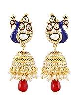 Peacock Style Desinger Earring