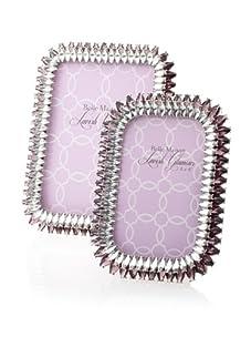 Belle Maison Set of 2 Rich Charm Frames (Purple)