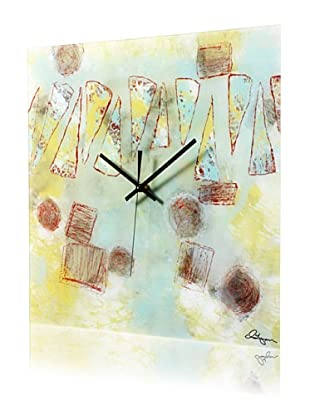 HangTime Designs Pies and Cakes Wall Clock, Multi