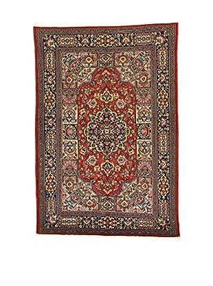 L'Eden del Tappeto Teppich Qom Sh mehrfarbig 204t x t140 cm
