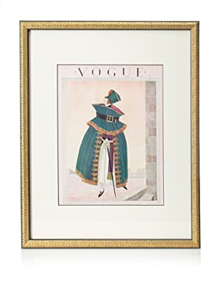 Original Vogue Cover from 1925 by George Plank