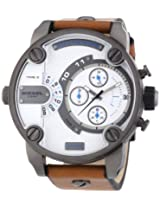 Diesel End of Season luminescent hands Analog White Dial Men's Watch - DZ7269