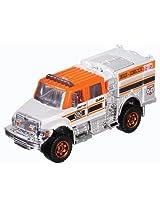 Matchbox 60th Exclusive International Workstar Brush Fire Truck Die-Cast