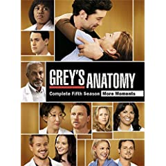 Grey's Anatomy: Complete Fifth Season [DVD] [Import]