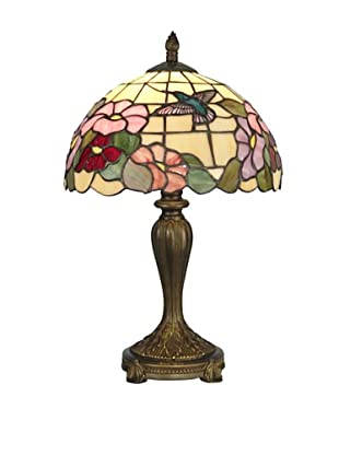 Dale Tiffany Peony Table Lamp