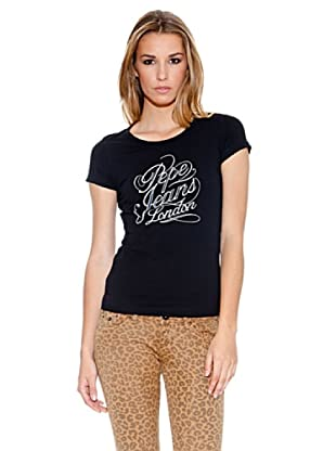 Pepe Jeans London T-Shirt Duna (Schwarz)