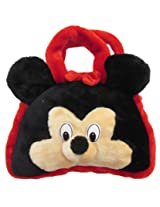 Tickles MOUSE HAND BAG Soft Toy Plush Kids Birthday Gift 20 cm
