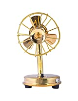 BRASS BATTERY WORKING FAN