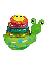 Munchkin Snail Stacker Bath Toy - 2 Sets