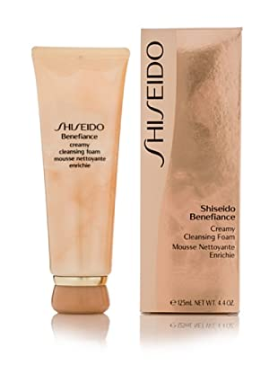 Shiseido Benefiance Creamy Cleansing Foam, 125 ml, Preis/100ml: 29.56 €
