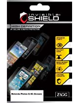 InvisibleShield High Definition for Motorola Photon Q 4G (Screen) - Retail Packaging - Clear