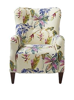 Jennifer Taylor Home Colette Arm Chair, Multi