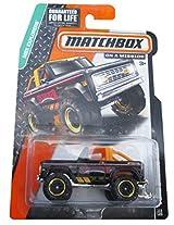 Matchbox MBX Explorers Ford Bronco 4X4 - 1972 Black #113/120