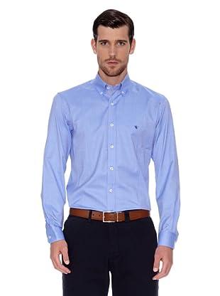 Caramelo Camisa Lilian (Azul)