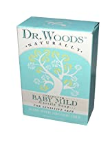 Dr. Woods Natural Soap Baby Mild 5.25 Ounce