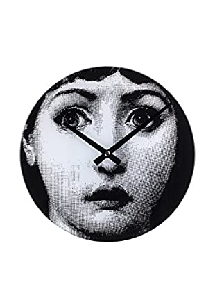Mid-Century Girl Wasn't Me Clock