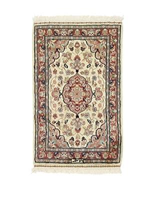 Eden Teppich Kashmirian mehrfarbig 60 x 96 cm