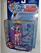 Bandai G Gundam Mobile Fighter Noble Gundam Figure MOC