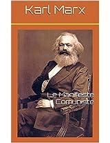 Le Manifeste Comuniste (French Edition)