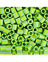 Perler Beads Pearl Stripe Beads, Prickly Pear