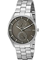 Skagen Holst Analog Grey Dial Men's Watch - SKW6266