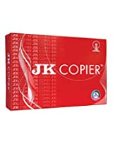Jk Paper Copier Paper - Red (75 Gsm)