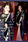 Bollywood Anushka Sharma Velvet Saree