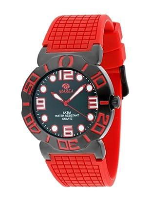 Marea 21127/3 - Reloj Caballero silicona Rojo
