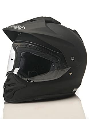 Shoei Casco Hornet-Ds Monocolor (Negro)