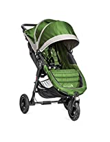 Baby Jogger 2014 City Mini GT Single Stroller, Lime/Gray